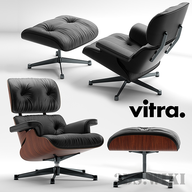 Lounge armchair by Vitra