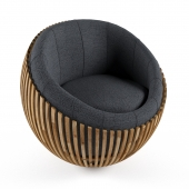 ATTRACTIVE ROUND CHAIR