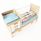 Aton children's bed