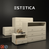 ESTETICA METROPOL FURNITURE SET 2