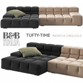 Sofa TUFTY-TIME by B&B Italia