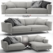 Sofa Vibieffe 470 FANCY Sectional