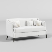 Elegant sofa Soft by Rooma Design