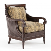 Armchair Stafford  by Tommy Bahama 3D model