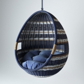 Crate and Barrel Swing Chair