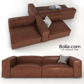 Cosima sofa by Bolia