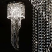 IMPERO-DECO VE 840 PL4 Masiero chandelier