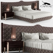 Capital double bed