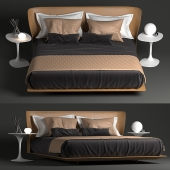 Alys bed by B&B Italia