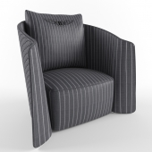Bentley (Butterfly) - Armchair