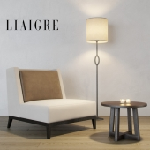 Christian Liaigre furniture set