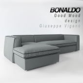 Sofa by Bonaldo Good Mood