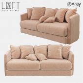 Sofa LoftDesigne 1808