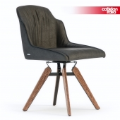 Tyler chair by Cattelan Italia