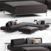 Sanders Air sofa by Ditre Italia