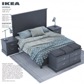 Undredal furniture set by IKEA