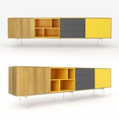 Wooden Modern by Dall'Agnese