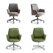 DownTown office chairs, Poltrona Frau