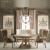 AVE Restoration Hardware English 19thc