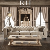 AVE Restoration Hardware volume