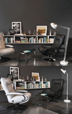 Thor_Reclining Chair set