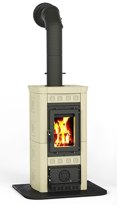 La Nordica Gaia Wood stoves