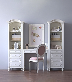 Cabinets for children room 01