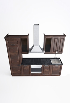 IKEA Kitchen 196