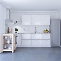 Ikea Veddinge kitchen