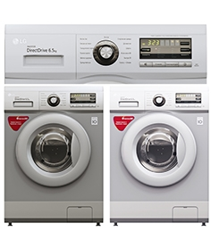 Washing Machine LG F1096ND3