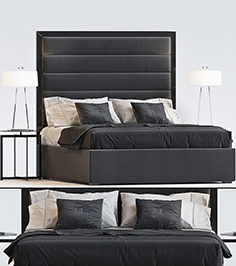 Bed  by  Sofa and Chair Company 21