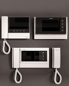 Intercoms Commax 2