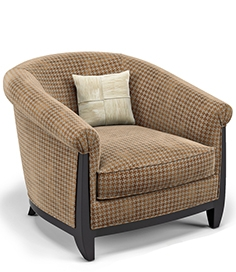 Bel Air lounge armchair II