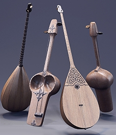 Kazakh National Musical Instruments