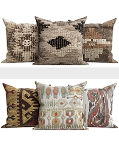 Decorative pillows from Wayfair shop