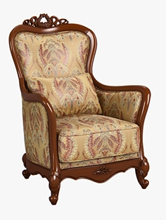 Carpenter armchair