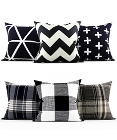 Decorative pillows 98