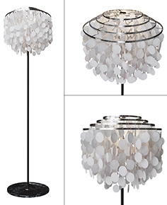 Floor lamp loft design 9801