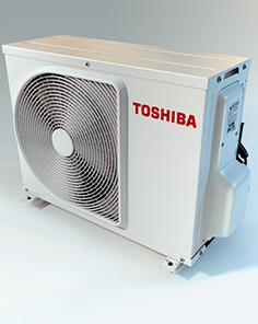 Air conditioner Toshiba
