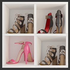 Women's shoes 6