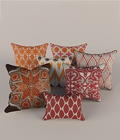 Decorative pillows 3