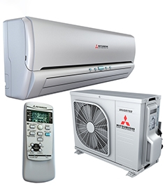 Air conditioning Mitsubishi 3