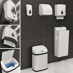 Bathroom Kit Ksitex