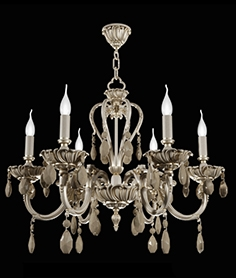 Chandelier and sconces Bejorama Selena