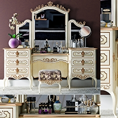 Dressing table 43