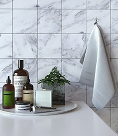 Decoration set for bathroom AESOP