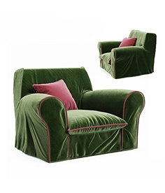 Casamilano Big armchair