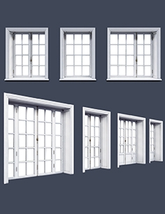 French windows 5