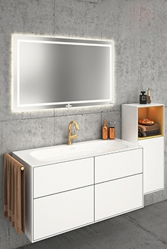 Villeroy and Boch Finion  bathroom furniture