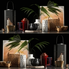 Decorative set 075